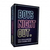 Trivia Cards - Boys Night Out