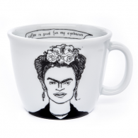 koffiebeker Frida Kahlo 35 cl AboutNow.nl