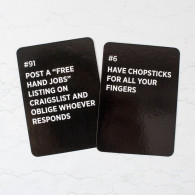 Party Game - If You Had To..