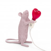 mouse lamp - love edition