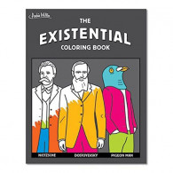 The Existential Coloring Book   AboutNow.nl